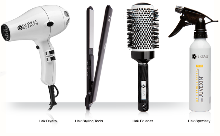 A Few Of My Favorite Things: GK Hair Curling Iron Set Giveaway