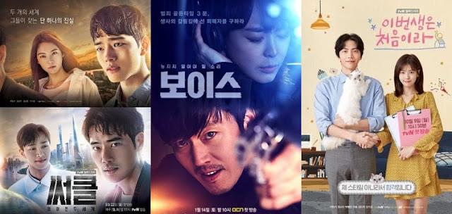 Top 3 Korean Drama in 2017
