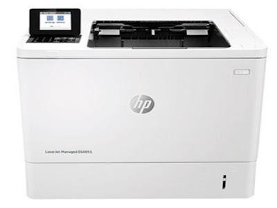 Image HP LaserJet E60055 Printer Driver