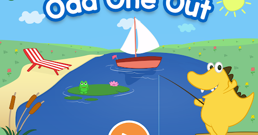 Odd One Out {An App Review}