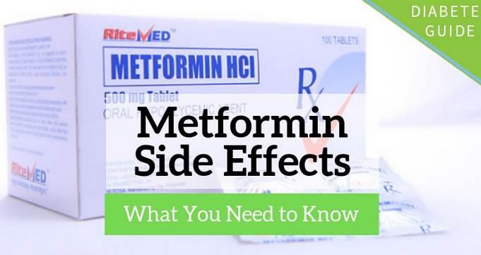 Metformin may result in a B12 deficiency
