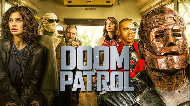 Doom Patrol (2019) Temporada 1 WEB-DL 1080p Subtitulada X8