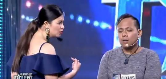 Watch This Throwback Footage Where Angel Locsin Had An Acting Battle With A PGT Contestant