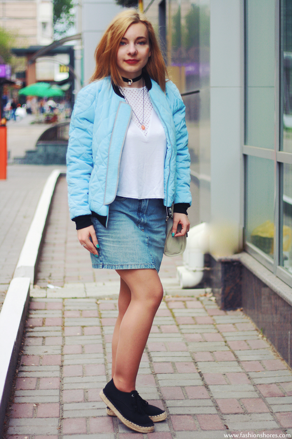 Fashion Shores - Blog by Victoria Burbulea: THE BOMBER JACKET AND ...