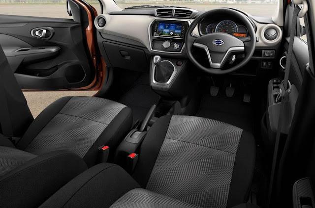 Datsun GO Plus Facelift Interior 7