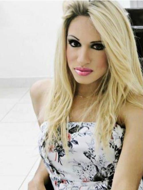 Astonishing Brazilian Crossdresser - Story Of Crossdressing-3333