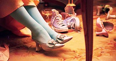 Marie Antoinette Converses