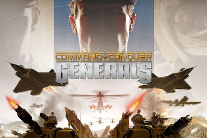 Download Game Command and Conquer Generals 1 for Computer or Laptop