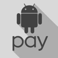 android pay whiteout button