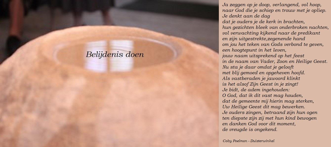 Christelijke Feestdagen Gedichten En Verhalen Belijdenis Doen