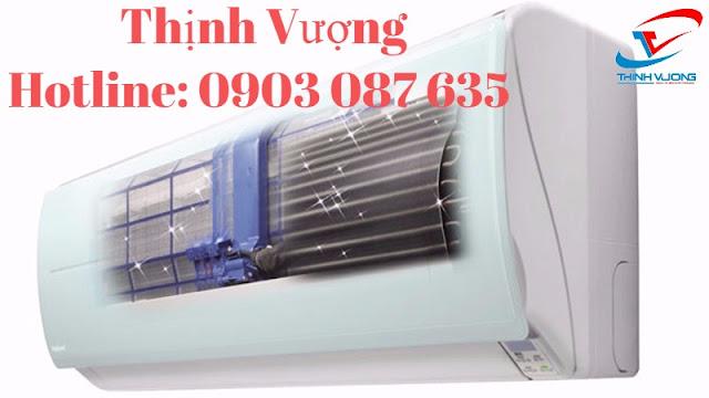 Sửa chữa máy lạnh tại Long Thành
