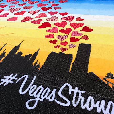 Vegas Sunrise Quilt