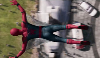 spiderman homecoming: nuevo video del set