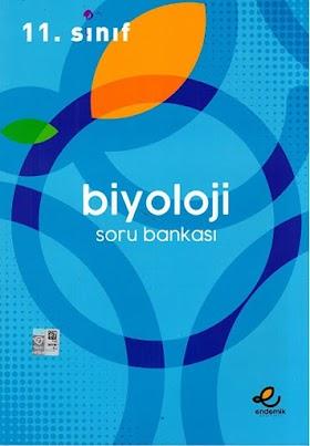 Endemik 11. Sınıf Biyoloji Soru Bankası PDF