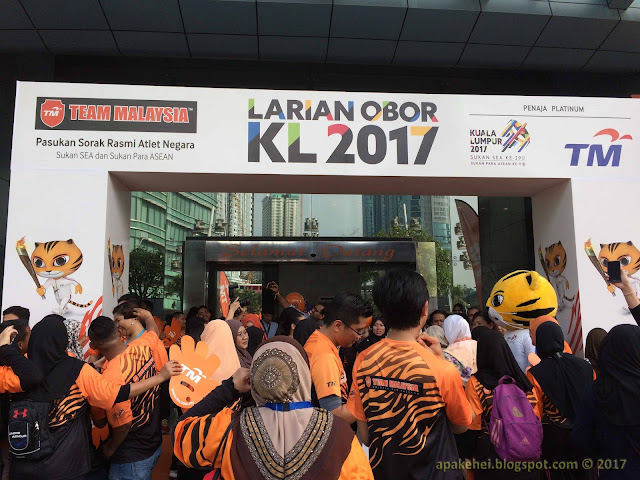 KL2017 Touch Run
