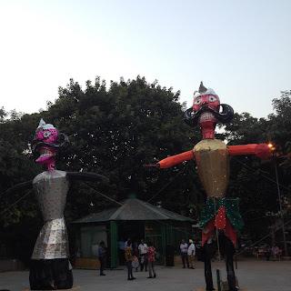 Dussehra a Delhi