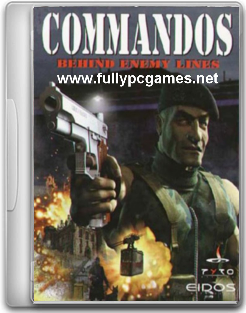 Commando Behind Enemy Lines Game Free Download Full ...