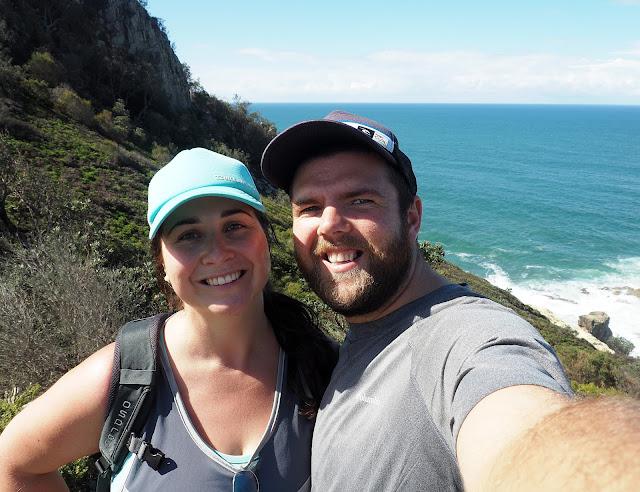 Couple on Diamond Head Loop Walk
