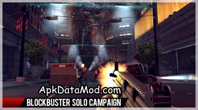 Modern Combat 4 Zero Hour Shooting Shot Apk