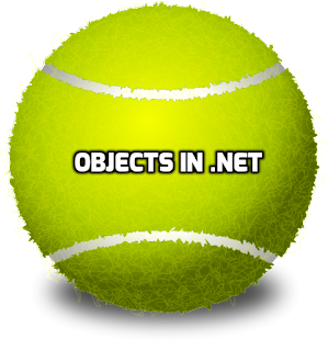 Objects in .NET
