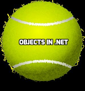 Objects in .NET