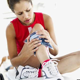 treinar demais pode causar lesões