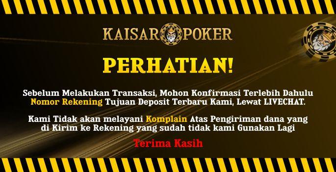 Kaisar Poker