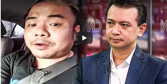 Kagimbal-gimbal Na Mensahe Ni Thinking Pinoy Para Kay Trillanes