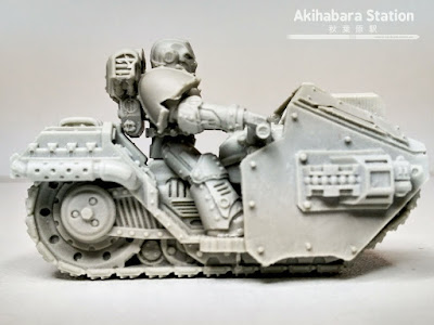Legionary Breacher Bike - Kromlech