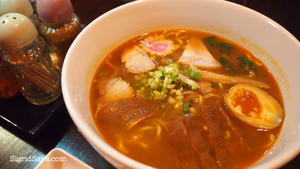 Bacolod ramen house - Bacolod restaurants - ramen - Izumi Japanese Kitchen