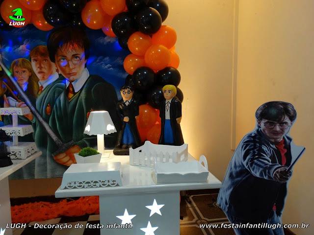 Decoração Harry Potter para festa de aniversário infantil
