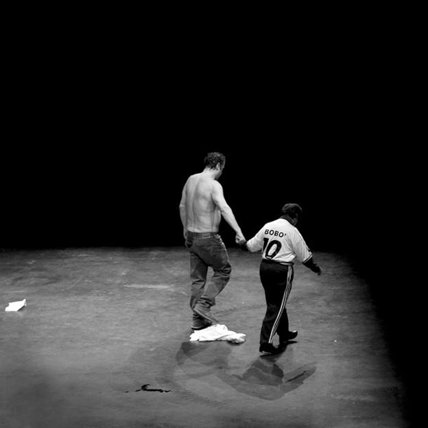 Pippo Delbono, Bobo, Racconti di giugno, Récits de Juin, théatre, teatro, photo © dominique houcmant
