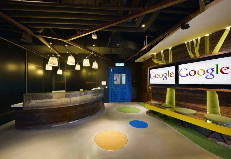 desain interior Google