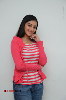 Telugu Actress Mouryani Latest Pos in Blue Denim Jeans  0063.JPG
