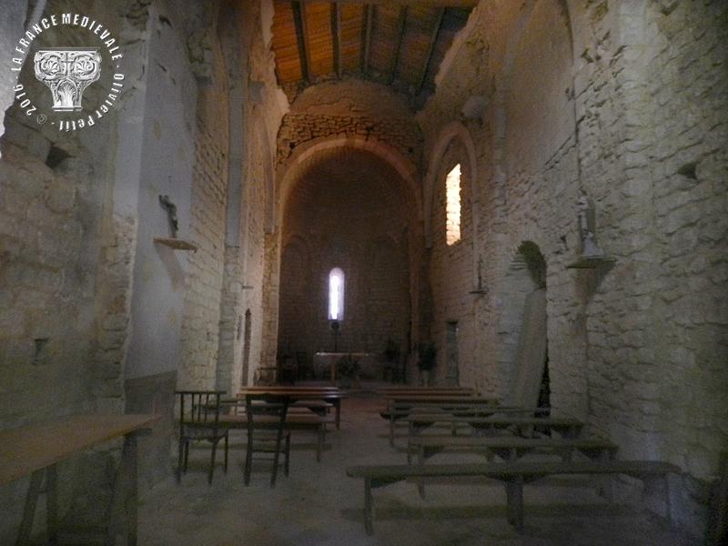 la france medievale saint gely 30 chapelle romane saint sauveur. Black Bedroom Furniture Sets. Home Design Ideas