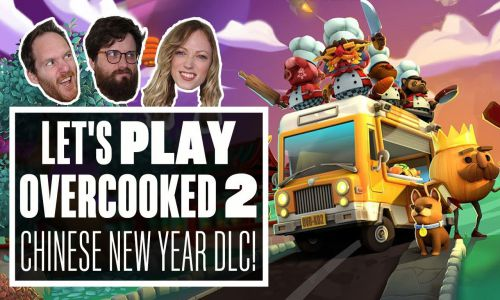 Download Overcooked 2 Chinese New Year Free For PC