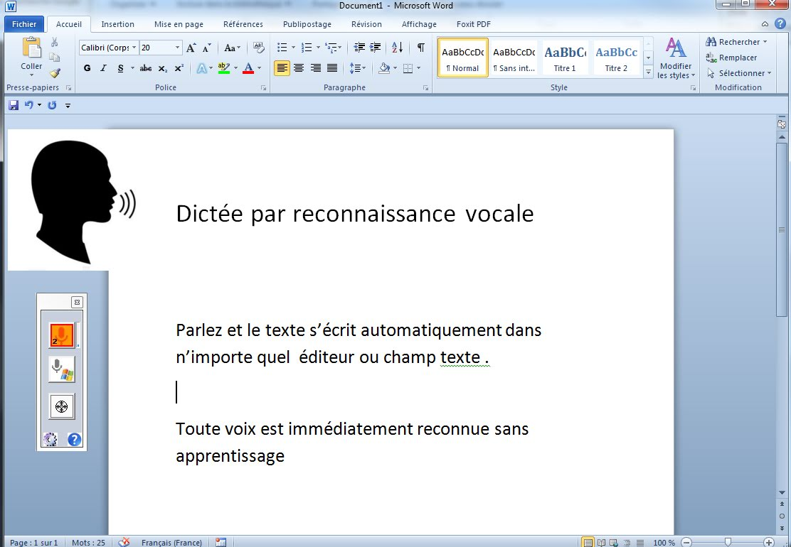 dys vocal gratuit