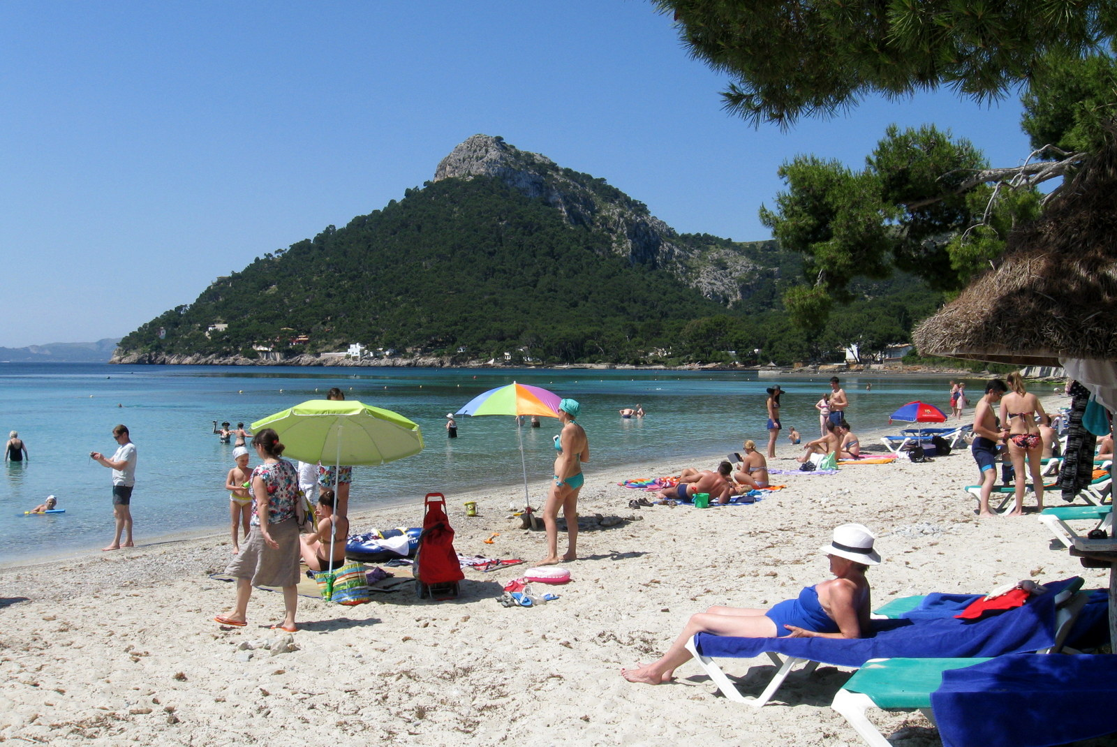 Nude Beaches In Spain Pics