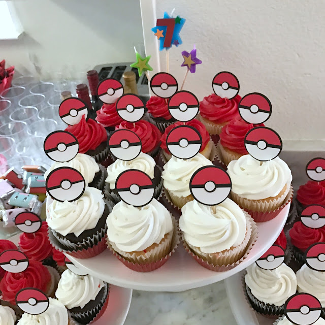 photo regarding Pokemon Cupcake Toppers Printable identified as Fab Day by day Due to the fact Daily Lifetime Should really be Wonderful