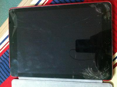 Thay mat kinh iPad Air chinh hang