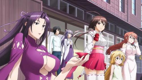 Sekirei~Pure Engagement