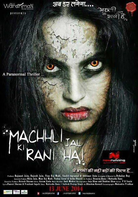 Poster Machhli Jal Ki Rani Hai (2014) Full Hindi Movie Download 300MB
