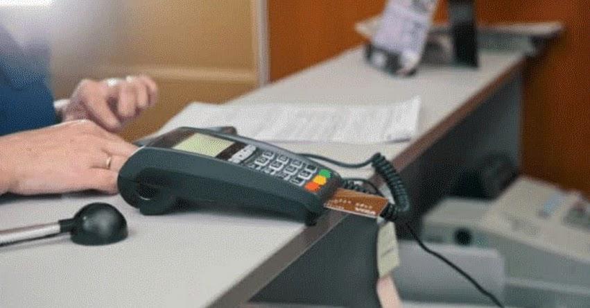 Empresas que cobren 5% más por pagar con tarjeta serán multados con hasta S/ 1.9 millones, informó INDECOPI - www.indecopi.gob.pe