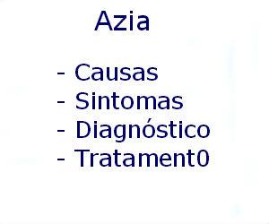 Azia causas sintomas diagnóstico tratamento prevenção riscos complicações