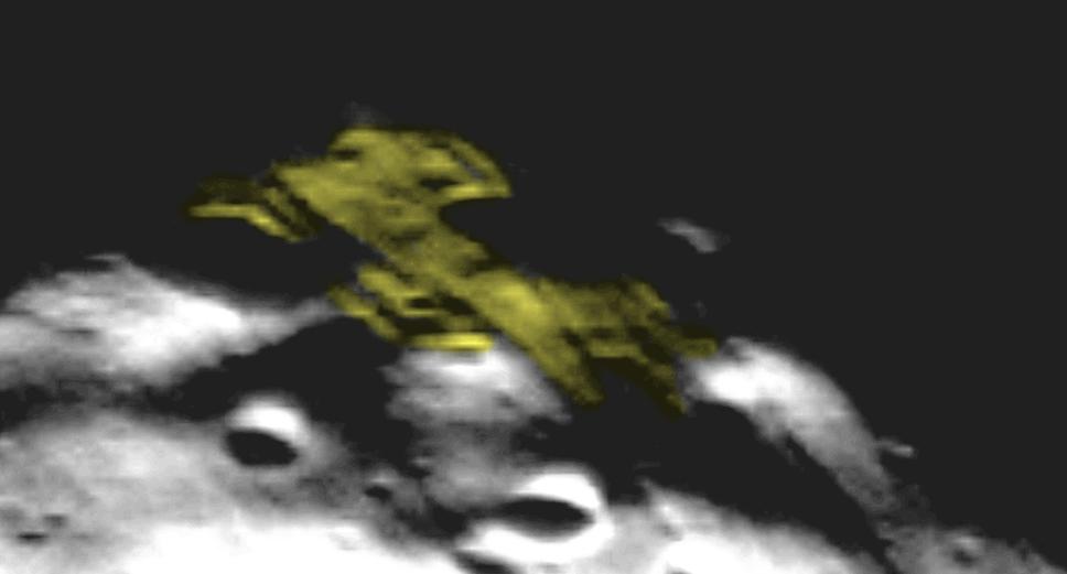 Buzz Aldrin Monolith Finally Discovered on Mars Moon ...
