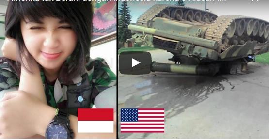 Amerika tak Berani dengan Indonesia karena 5 Alasan Ini