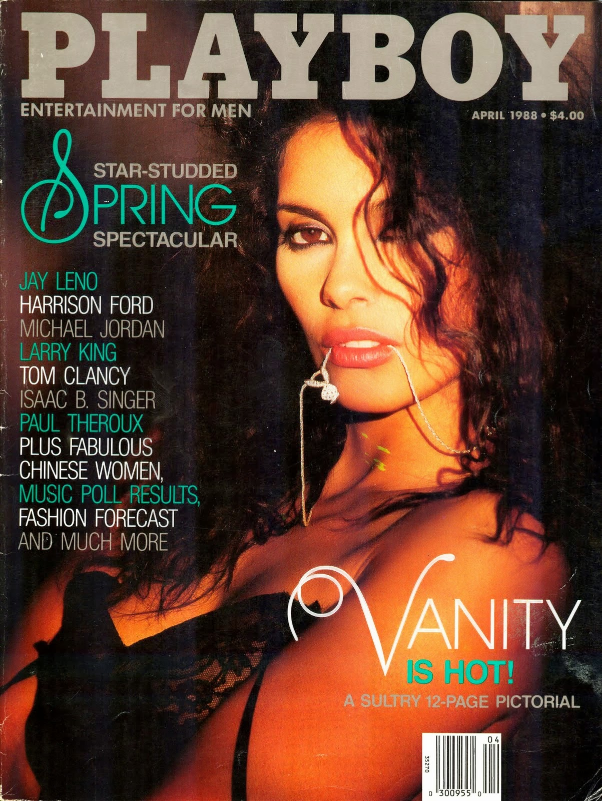 Playboy Vanity Denise Williams 1988