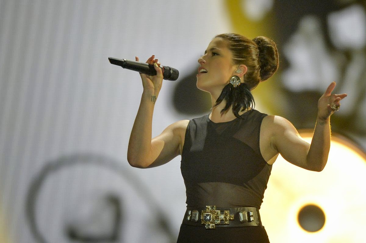 Join Us On Eurovision Germany Watch Ann Sophie Black Smoke