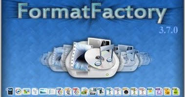تحميل برنامج مجانا format factory