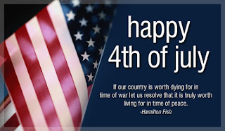 Happy 4th of July wishes 2017